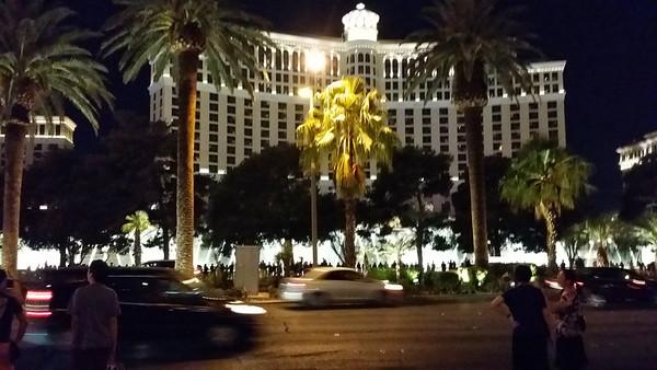 Vegas (2014) Baby