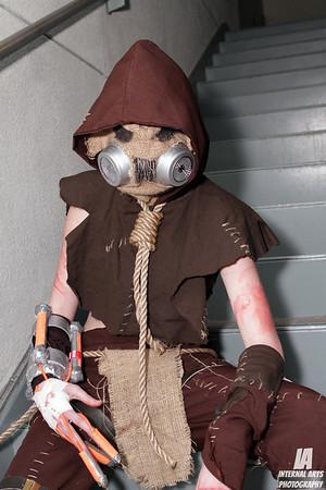 Lady Scarecrow @ WonderCon 2013