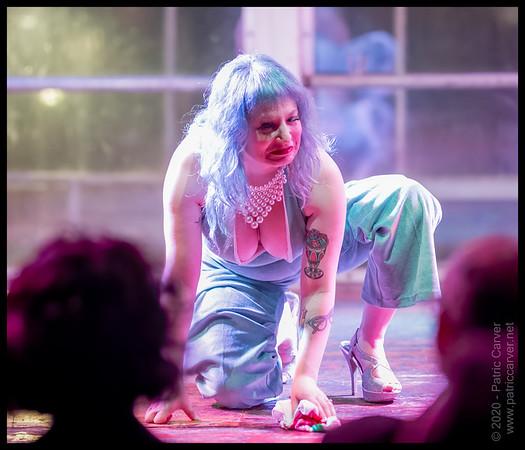2020-01-14 - Monday Night Hubba - Eva Mae Garnet