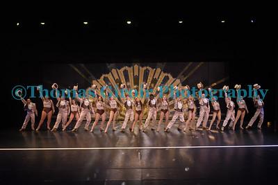 A Chorus Line  Dress Rehearsal  April 25. 2018