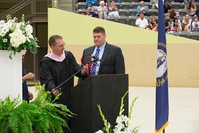 SCHS Graduation Ceremony