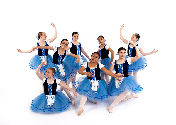 "Ballet 2 ""Coppelia"""