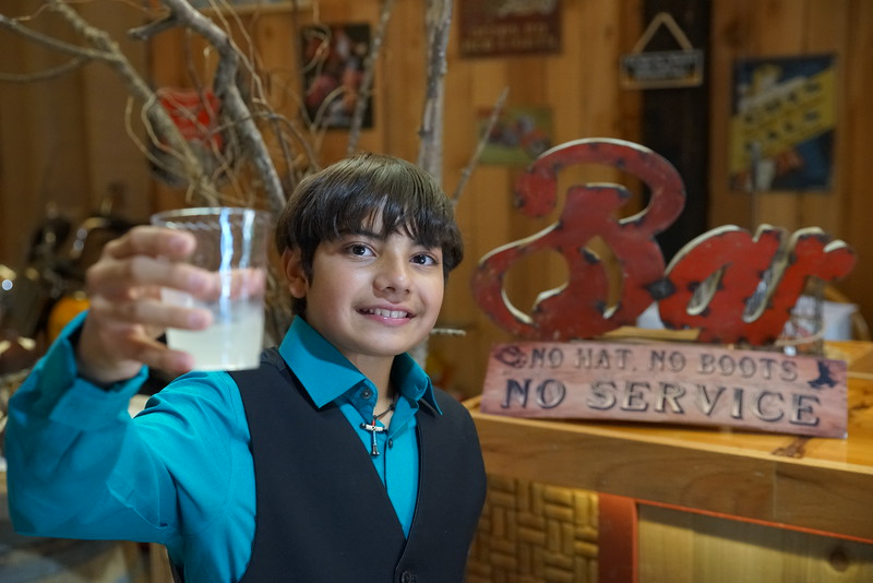 Noah  - My new friend and upcoming photographer....Cheers to you buddy :)