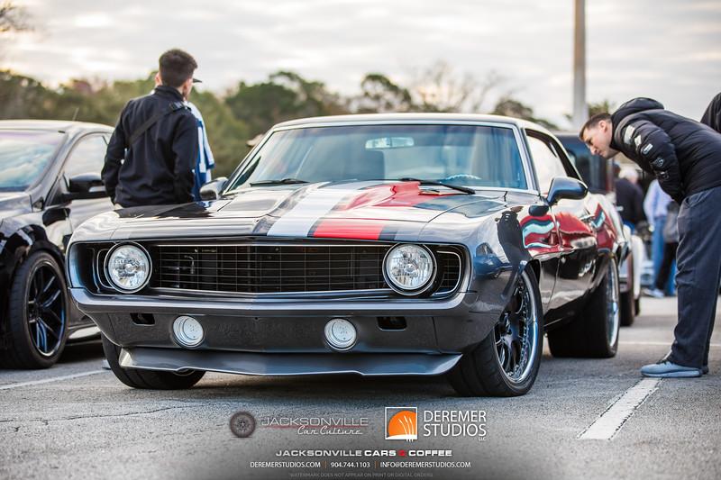 2019 01 Jax Car Culture - Cars and Coffee 003A - Deremer Studios LLC