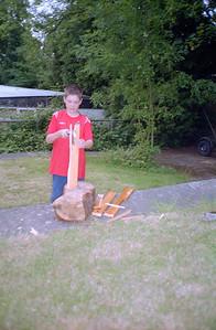 Scout Dough Twists 2005