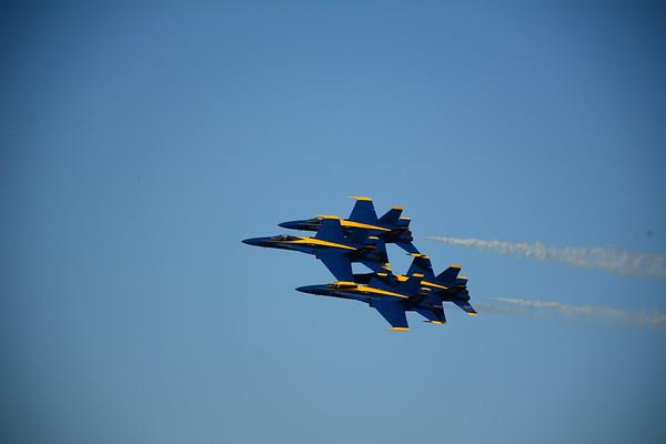 U.S. Navy Blue Angels 2014