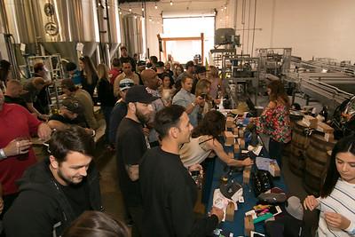 Gary Wyman Benefit at Coronado Brewing 05-20-2018