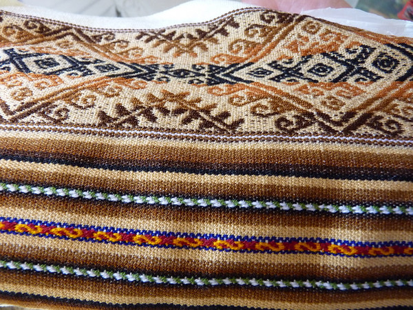 APR 2011 Peru Fabric
