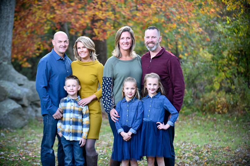 DeLisle McLaughlin Families - October 15th 2019