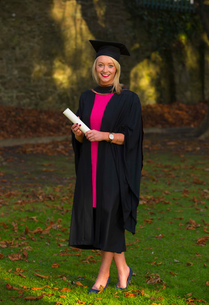 01/11/2017. Waterford Institute of Technology Conferring is Naomi McCarthy, Kinsale. Picture: Patrick Browne