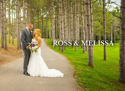 Ross & Melissa