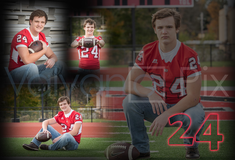 North Pocono - Class of 2021 - DH