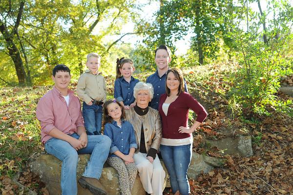Smittle Family 2013
