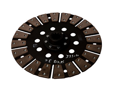 JCB 3C MARK 1 & 2 13 INCH 10T BRONZE CLUTCH DISC