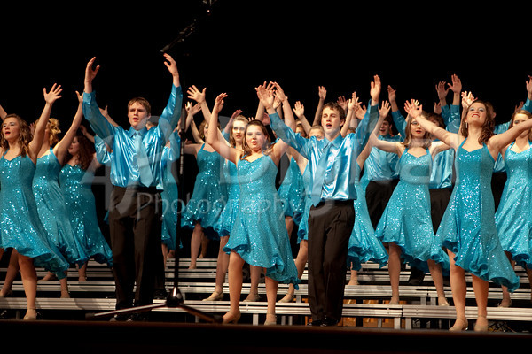 2010 NP Show Choir