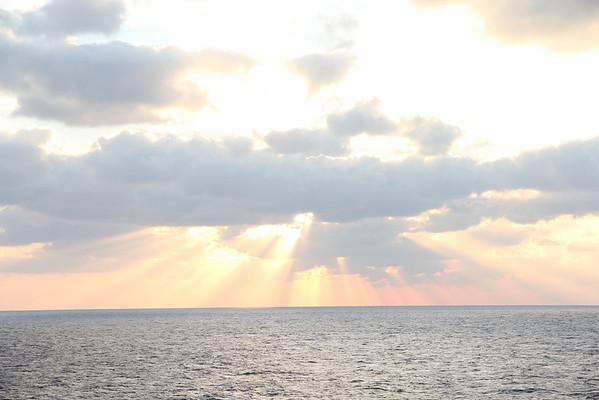 Sea Day - 12/24/2010