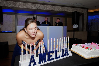 Amelia's Sweet Sixteen December 8, 2017