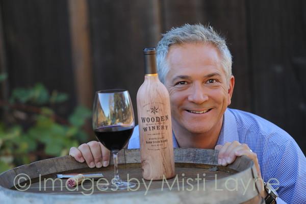 Wooden Wine