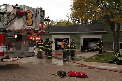 Tamarac House Fire