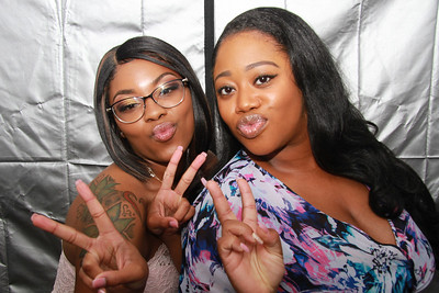 Mariah & Keith Wedding Booth