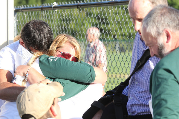 Memorial Baseball Game, Jon Ferrero