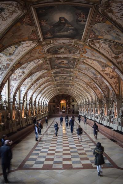 Residenz Museum: Antiquarian Hall (1568 - 1571)