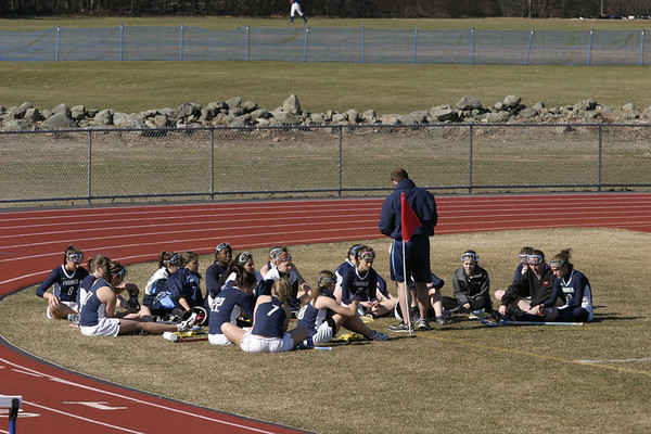 Girls Lacrosse Spring 2007