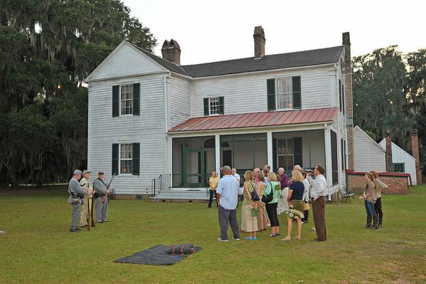 Hofwyl Coastal Georgia Historical Society 10-18-13