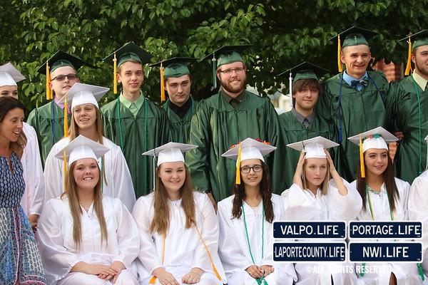 2016 LaCrosse High School Graduation