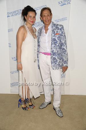 Daniella Nikolova and Dr.Luis Feder photo by Rob Rich/SocietyAllure.com © 2013 robwayne1@aol.com 516-676-3939