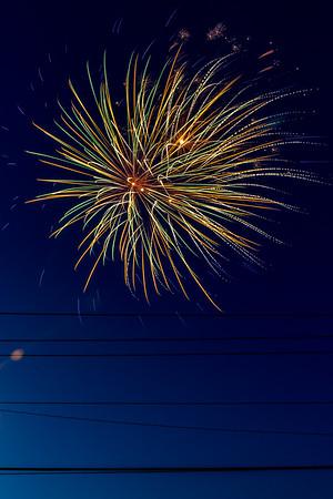 2019 Leo Fireworks