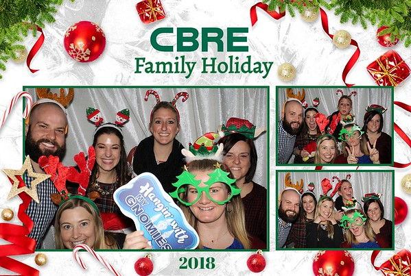 CBRE Holiday Party