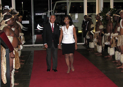 Durban and the ISCoS meeting 2008