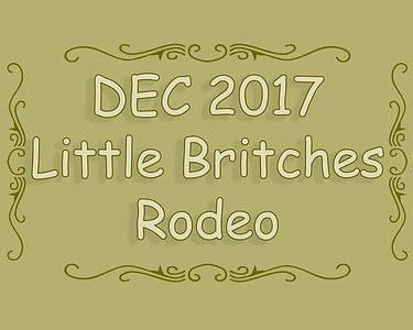 Dunmore Little Britches Rodeo 2017