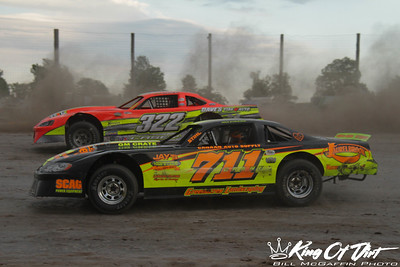 June 18, 2017 - Utica Rome - Pro Stocks - Bill McGaffin-Feature was ran on 8/20/17