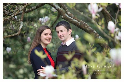Alison & Garth Engagement Shoot
