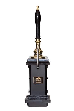 Mason's beer pumps