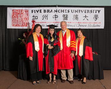 Graduation - Santa Clara May 2014 - Diplomas