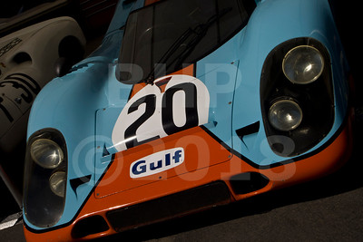 2011 Porsche Rennsport Reunion IV Friday photos