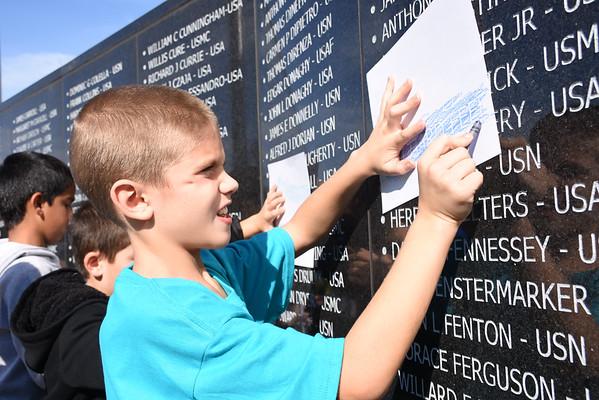 PHOTOS: Delco Veterans Memorial