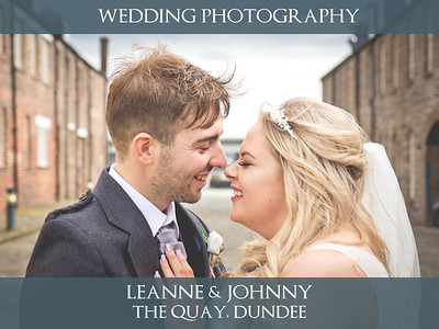 Leanne & Johnny - The Quay, Dundee - Wedding Photography