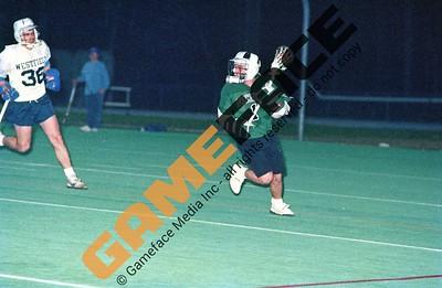 Nichols Men's Lacrosse