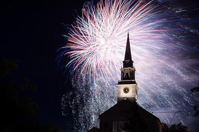 Rutland Fireworks