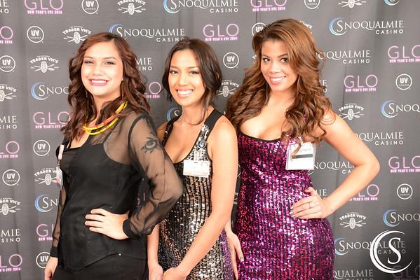 Snoqualmie Casino NYE 2014