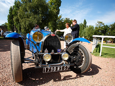 Rallye historique Le Touquet 2007