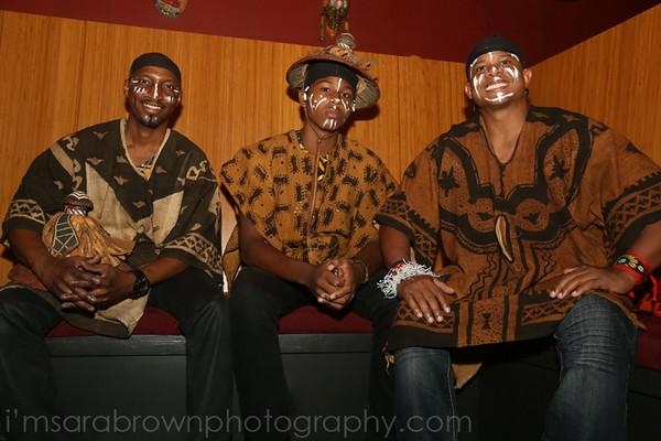 Djoniba Groove GetDown July 14th 2014