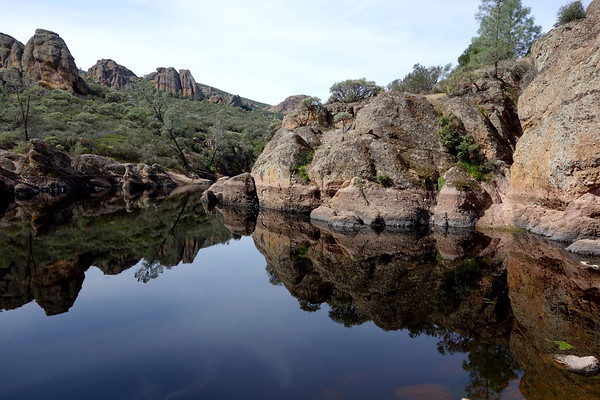 Pinnacles National Park, March 2013