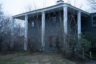 25 Cottage Street - H. H. Richardson's Home