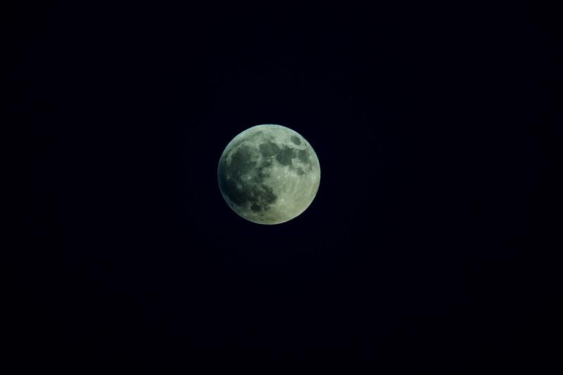 Lunar Ecplise, 9-27-2015