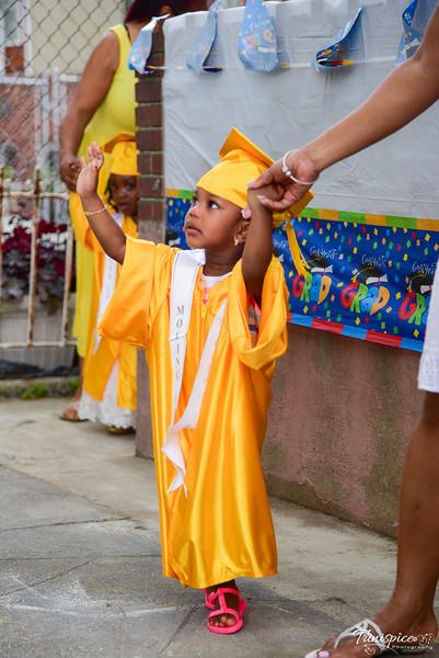 Gianni's Graduation